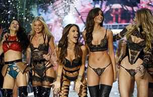 Triky na dokonalé tělo podle andílků Victoria's Secret