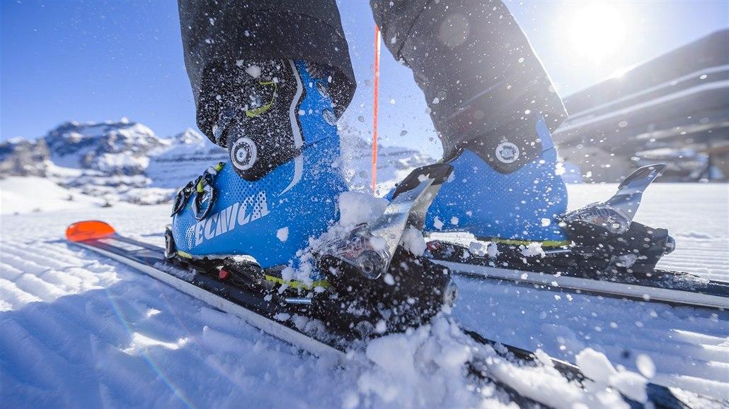 Pro vítězství se musí trpět. Jak se vyrábí boty pro lyžařskou elitu ... 770cfef050