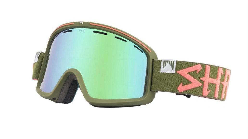 Lyžařské brýle SHRED AMAZIFY TROOPER 5bb7f2c4a0