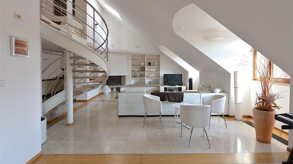 dab3cb5a0 Čtyři nejdražší byty v Praze k pronájmu za statisíce. Podívejte se ...