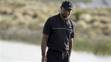 Tiger Woods na Hero World Challenge na Bahamách