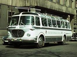 Škoda 706 RTO LUX pro EXPO Brusel