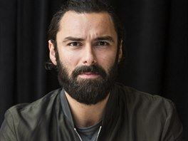 Aidan Turner (Hollywood, 27. července 2016)