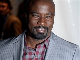 Mike Colter (New York, 28. listopadu 2016)