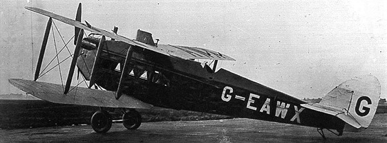 de Havilland DH.18