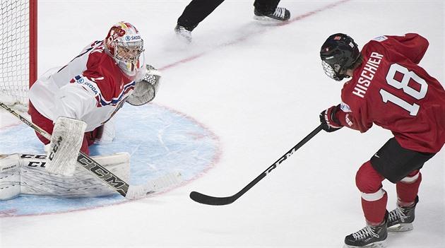 Jedničkou draftu NHL je Švýcar Hischier, Nečas jako 11. patří Carolině