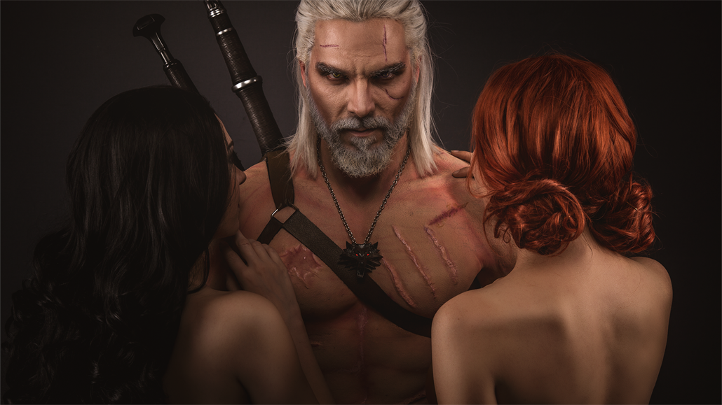 The Witcher Cosplay Calendar 2017