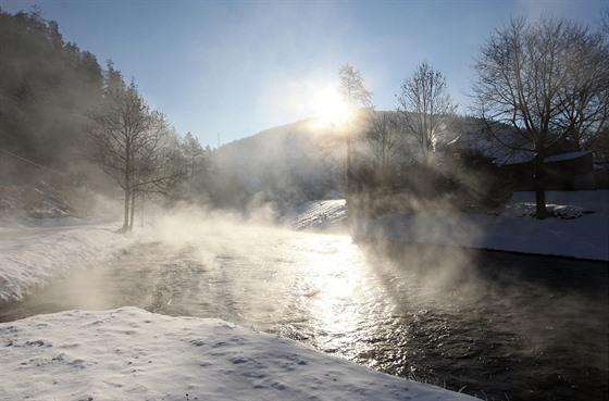 Do Česka dorazí zimní počasí. O víkendu bude sněžit na většině území ... 36bfeca648