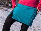 TEST  Zimní sukně Dynafit Mezzalama zateplená pomocí Polartec Alpha 90030d475b