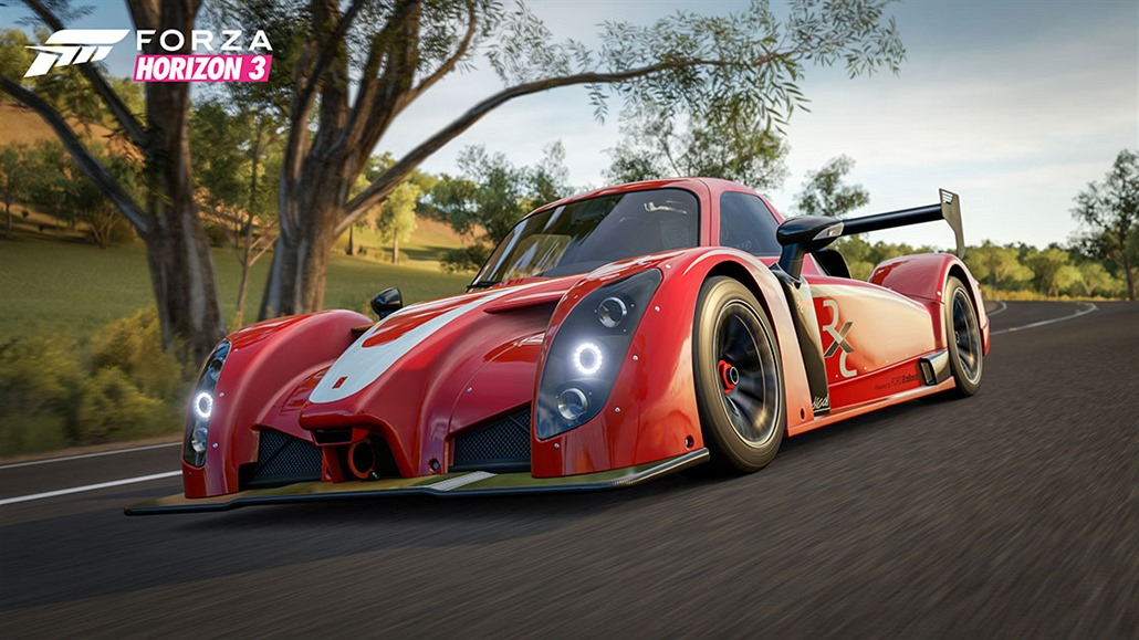 Forza Horizon 3 - 2015 Radical RXC Turbo