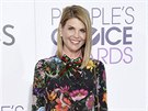Lori Loughlinová na People's Choice Awards (Los Angeles, 18. ledna 2017)