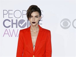 Ruby Rose na People's Choice Awards (Los Angeles, 18. ledna 2017)