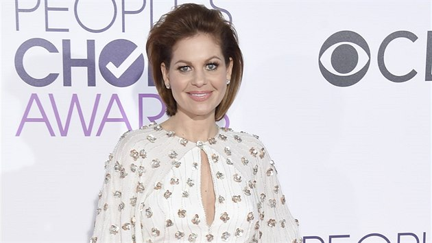 Candace Cameron Bure na People's Choice Awards (Los Angeles, 18. ledna 2017)