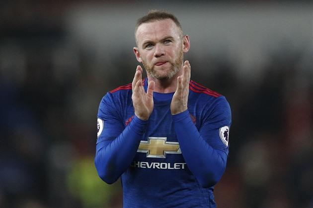 Le retour de Rooney à la maison. Obtenir un trophée avec Everton serait un sommet, dit-il