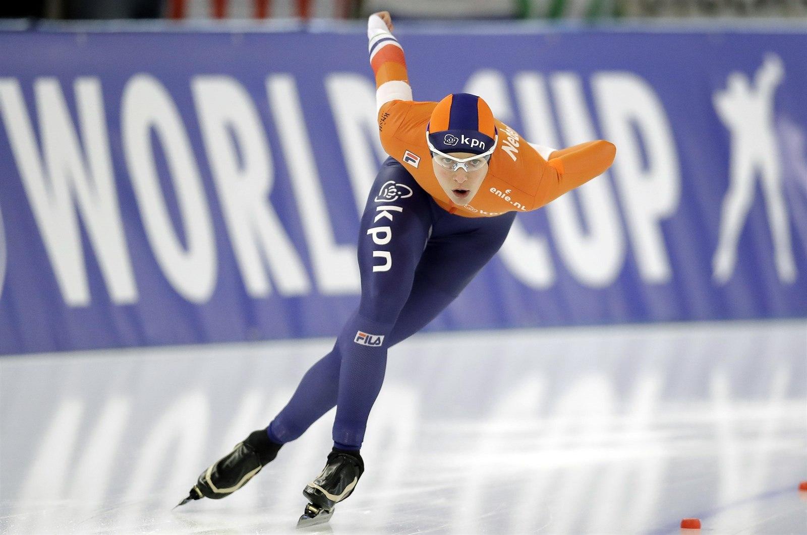 Marrit Leenstraová opět potěšila Nizozemsko
