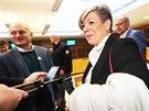 Ředitelka Střední zdravotnické školy Ivanka Kohoutová a protiislámský politický...