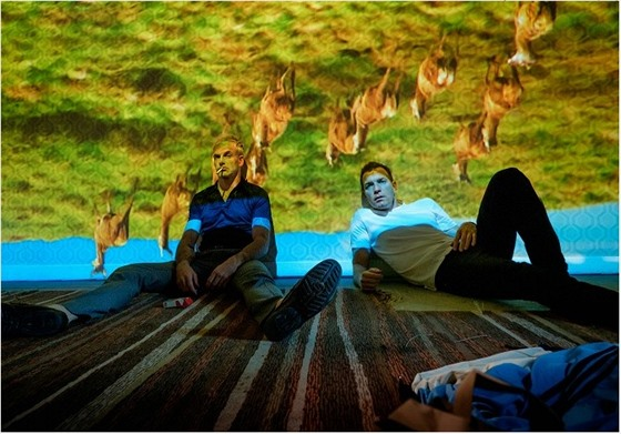 Z filmu T2 Trainspotting