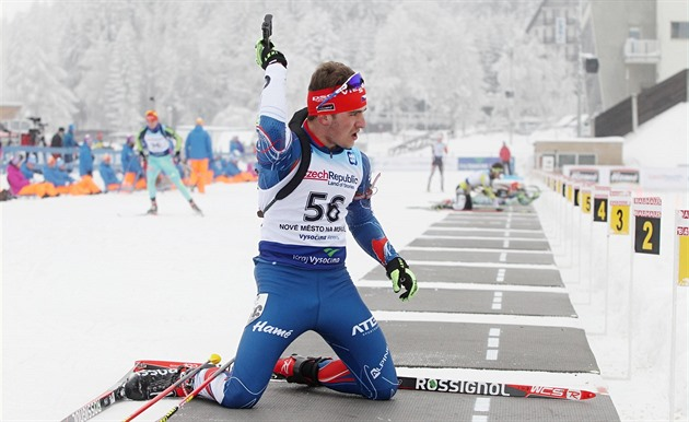 mistrovství evropy v biatlonu 2019