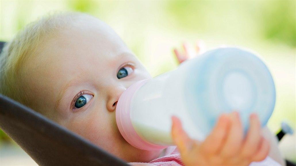 V Asii roste poptávka po kojenecké výživě 45a129ec746