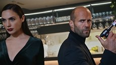 Wix.com Big Game First Spot with Jason Statham & Gal Gadot