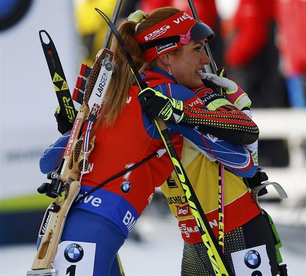 Gabriela e Laura, duas rainhas do biathlon. O que é diferente e o que está escrito sobre eles?