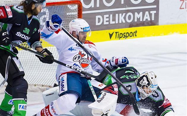Extraliga termina: Liberec está perto do prémio, Litvinov está segurando as quartas de final