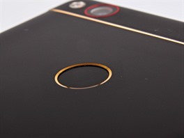 Nubia Z11 Black Gold Edition