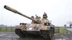 Třiadvacetiletý Brit má netradiční koníček. Sbírá válečné tanky bc6071fb87