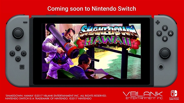 Switch - Shakedown: Hawaii from vBlank