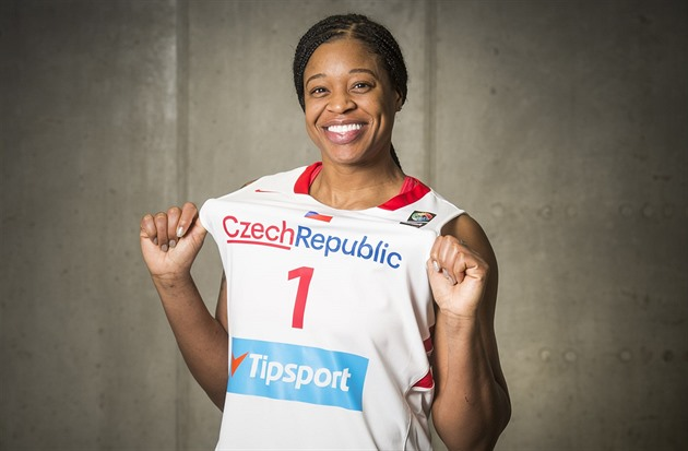 Vaughnová je hlavní oporou české reprezentace žen