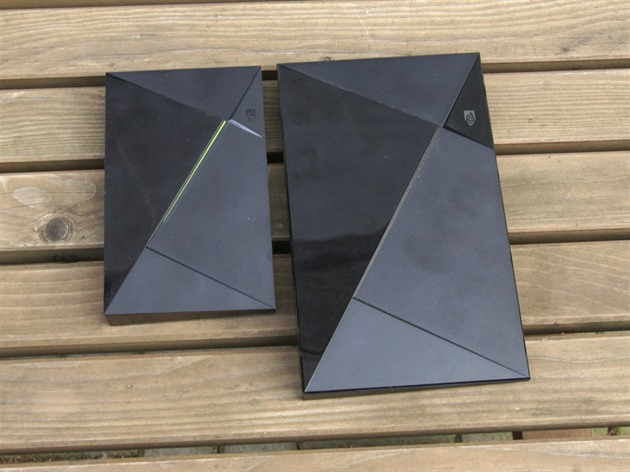 Nvidia Shield TV (2017) a o rok starší model