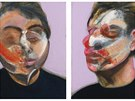 Francis Bacon: Two Studies For A Self-Portrait (34,97 milionu dolarů)