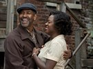 Denzel Washington a Viola Davis ve filmu Fences