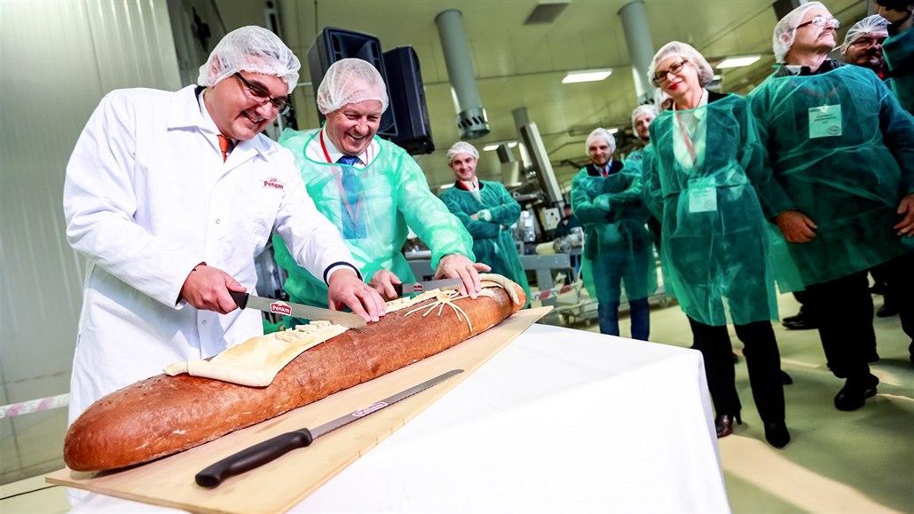 EU neproplatí dotaci na linku toastů Penamu, projekt není inovativní