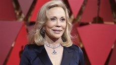 Faye Dunawayová (Hollywood, 26. února 2017)
