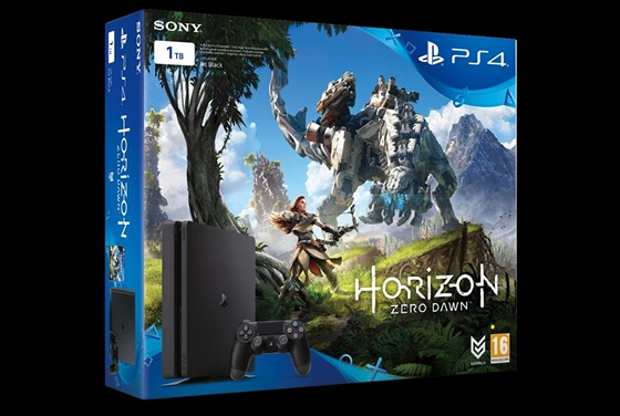 Bundle PlayStation 4 s Horizon Zero Dawn