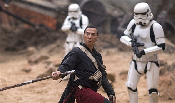 Donnie Yen ve filmu Rogue One: Star Wars Story