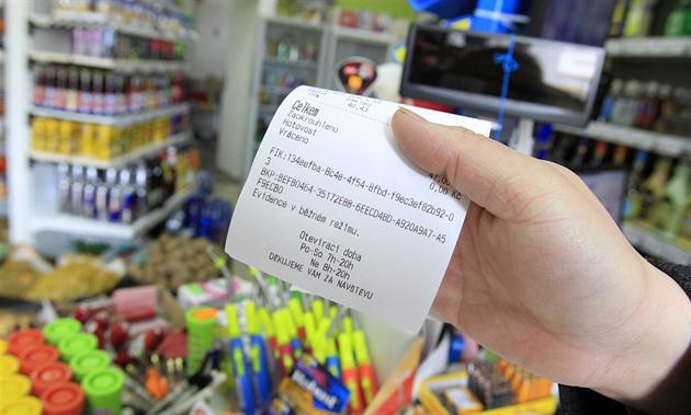 Uctenky Jdou Zmensit Prodejci Usetri Za Papir Metro Cz