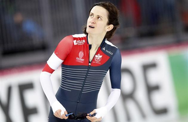 Sáblíková ha vinto 3.000 metri in Coppa del Mondo, sconfiggendo Wüst