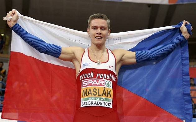 Quattro medaglie ceche: Pera è oro, Hejnová, Staněk e Sasínek