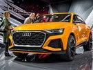 Audi Q8 Sport Concept na ženevském autosalonu
