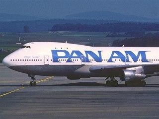 Boeing 747 společnosti Pan Am