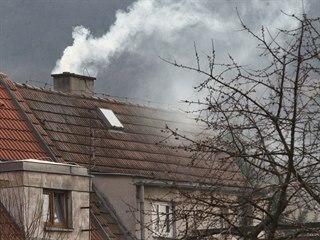 Ústecké komíny (ilustrační snímek).
