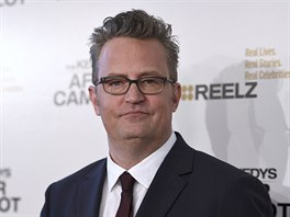 Matthew Perry (Beverly Hills, 15. března 2017)