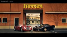 70 Years of Emotion - to je Ferrari