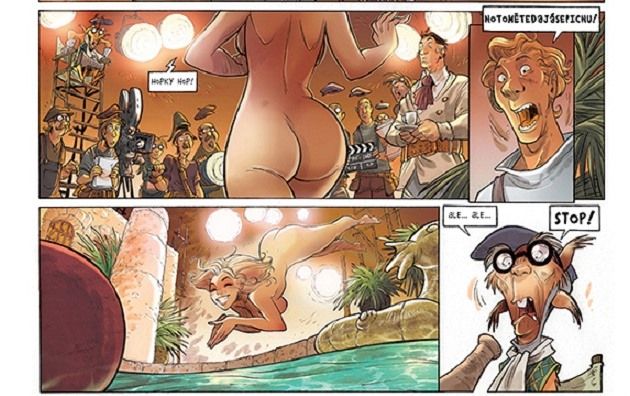 jake drak porno komiks