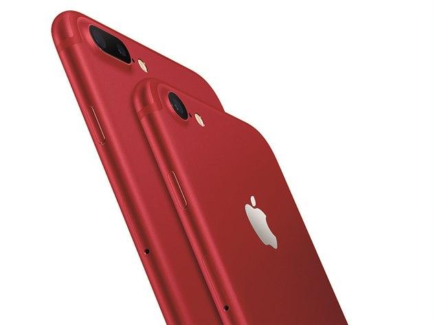 Fotogalerie: iPhone 7 Red
