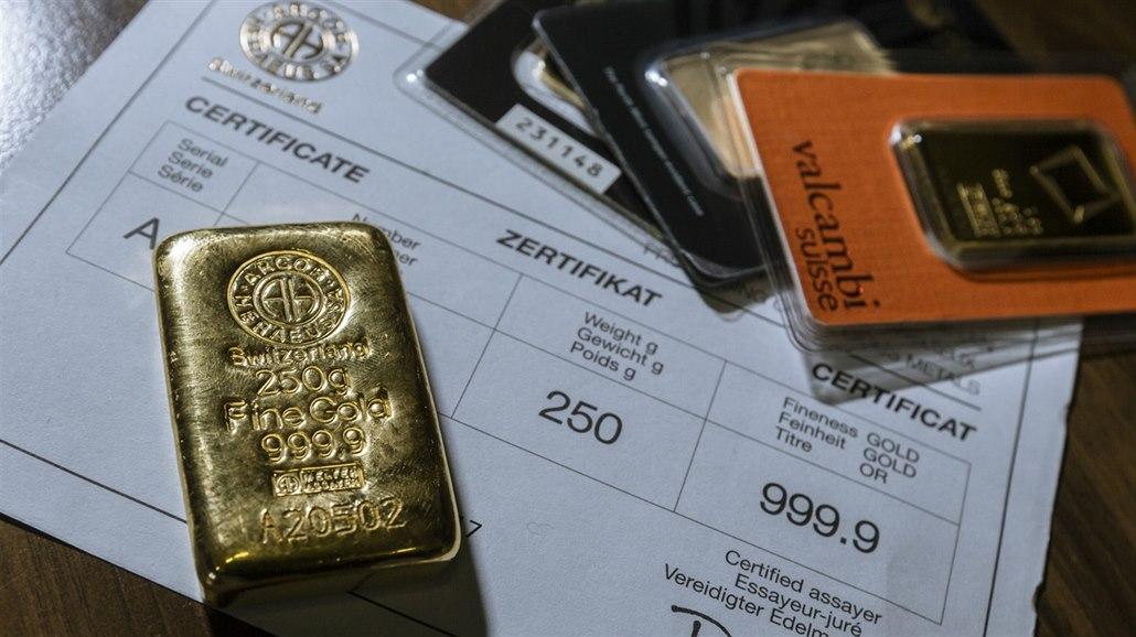 e6fb8bd1e4e4 Nejčastěji se doporučuje mít ve zlatě alespoň 10 až 30 procent úspor nebo  ...