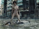 Scarlett Johanssonová ve filmu Ghost in the Shell