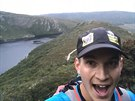 6 Cradle Mountain Run: Selfie